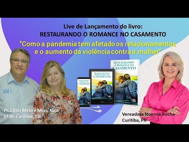 AO VIVO - Noemia Rocha fala sobre a violência contra a mulher e o impacto da pandemia