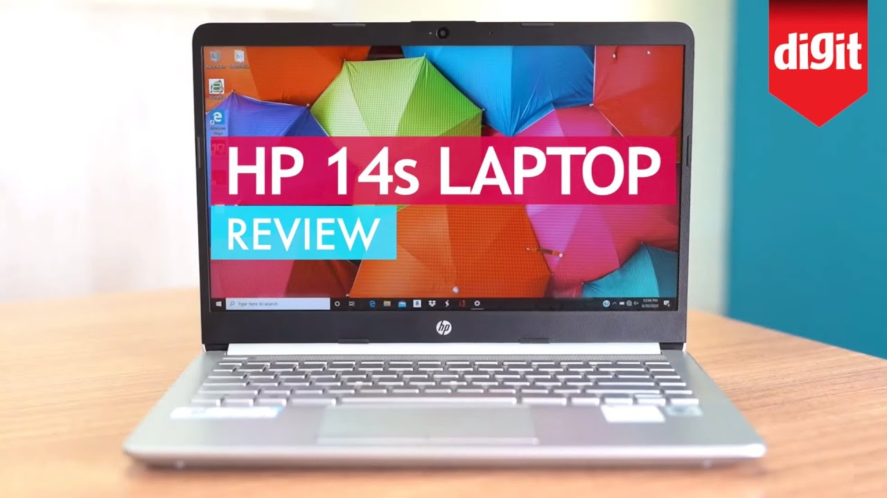 Download HP 14s Laptop Review