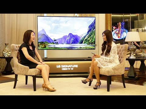 Download Youtube: KNOW MORE ABOUT THE WALLPAPER TV – LG SIGNATURE OLED W7
