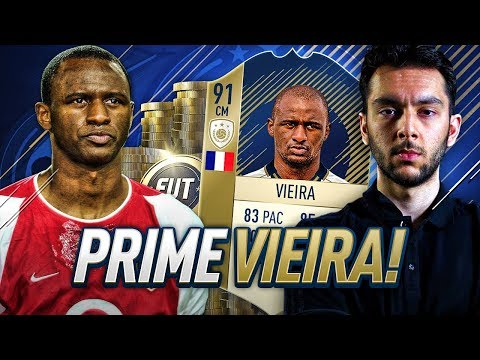PRIME ICON (91) PATRICK VIEIRA SBC - COMPLETED!!