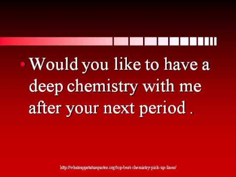 Top best chemistry pick up lines youtube top best chemistry pick up lines urtaz Image collections