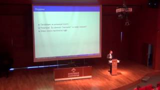 Bilim Akademisi Konferansları 22 -