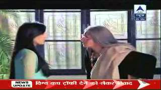 Qubool Hai  29th March 2015 Sanam Ki  Jaan Ki  Dushman CineTvMasti Com