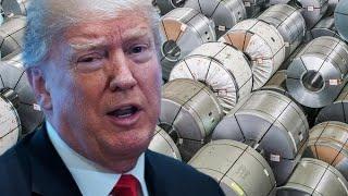 Nederlandse staalindustrie furieus op Trump