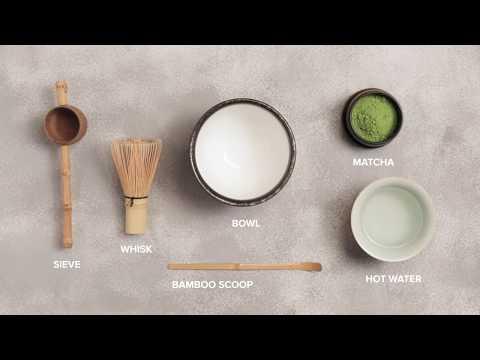 How to make Matcha | Teabox