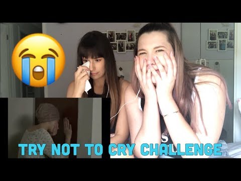 TRY NOT TO CRY CHALLENGE - HARD | FEAT. DELANEY