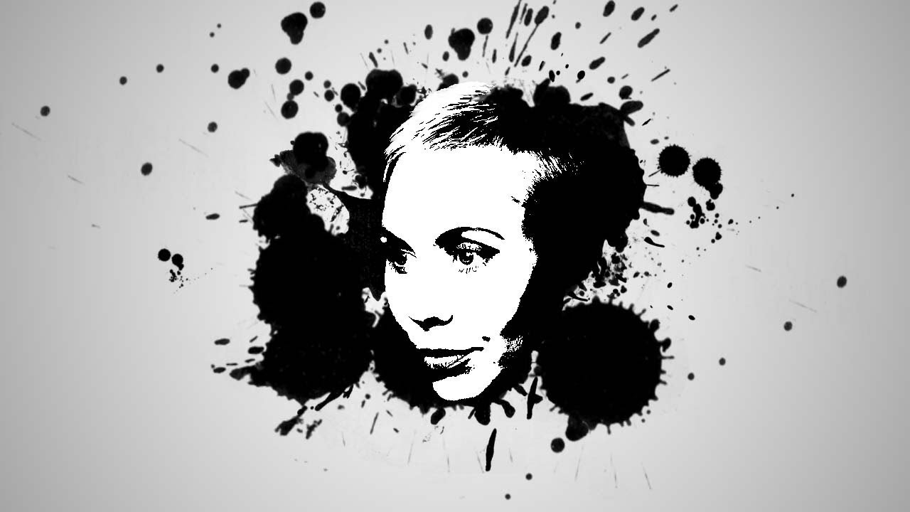 INK SPLASH EFFECT IN PHOTOSHOP | PHOTOSHOP EFFECT | PHOTOSHOP TUTORIAL