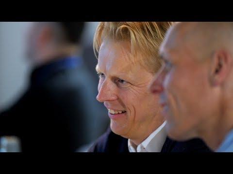 Raising venture capital funding,  Gert Jan Van Wijk, List and Ride