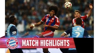 Highlights FC Bayern München 4 - 1 Al-Hilal 2017 Video