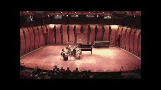 Astor Piazzolla -  Verano Porteño - from Las Cuatro Estaciones Porteñas; Dziewiecka/Adams/Hirshfield
