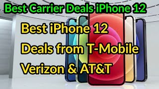 Don't overpay for iPhone 12 from T-Mobile, Verizon & AT&T!