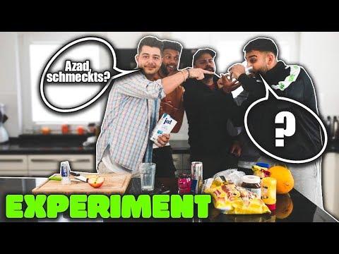 Wir testen eure Essenskombinationen! |  EXPERIMENTE