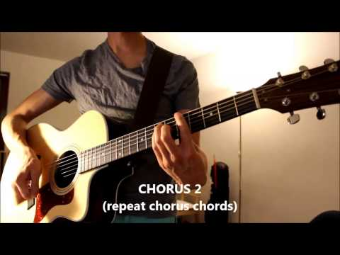Corinne Bailey Rae - Put Your Records On (guitar tutorial)