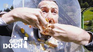 Sebastian Pufpaff – Burger-Challenge in der Achterbahn