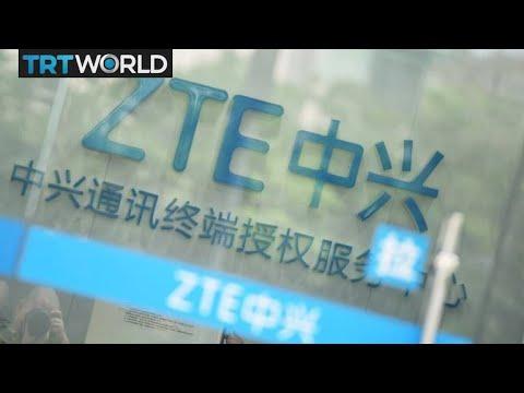 US president denies reaching deal on ZTE | Money Talks