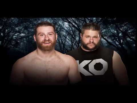 Sami Zayn And Kevin Owens 1st Theme Song