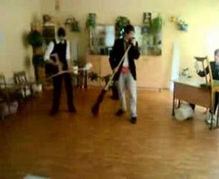 Animal Jazz - Stereo Love(by Minsk fans! school 51)