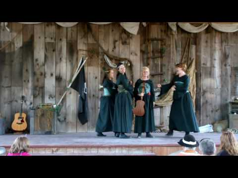 2016 Pennsylvania Renaissance Faire - Daughters of Ireland