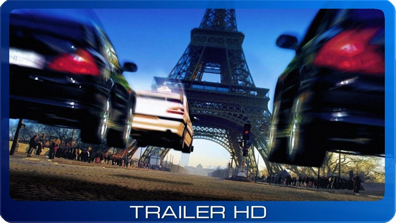 Taxi Taxi ≣ 2000 ≣ Trailer ≣ German   Deutsch