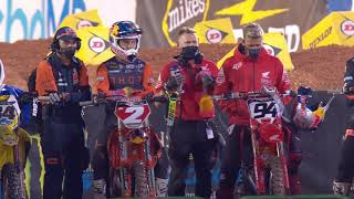 Supercross Round #15 450SX Highlights | Atlanta, GA, Atlanta Motor Speedway | April 17, 2021