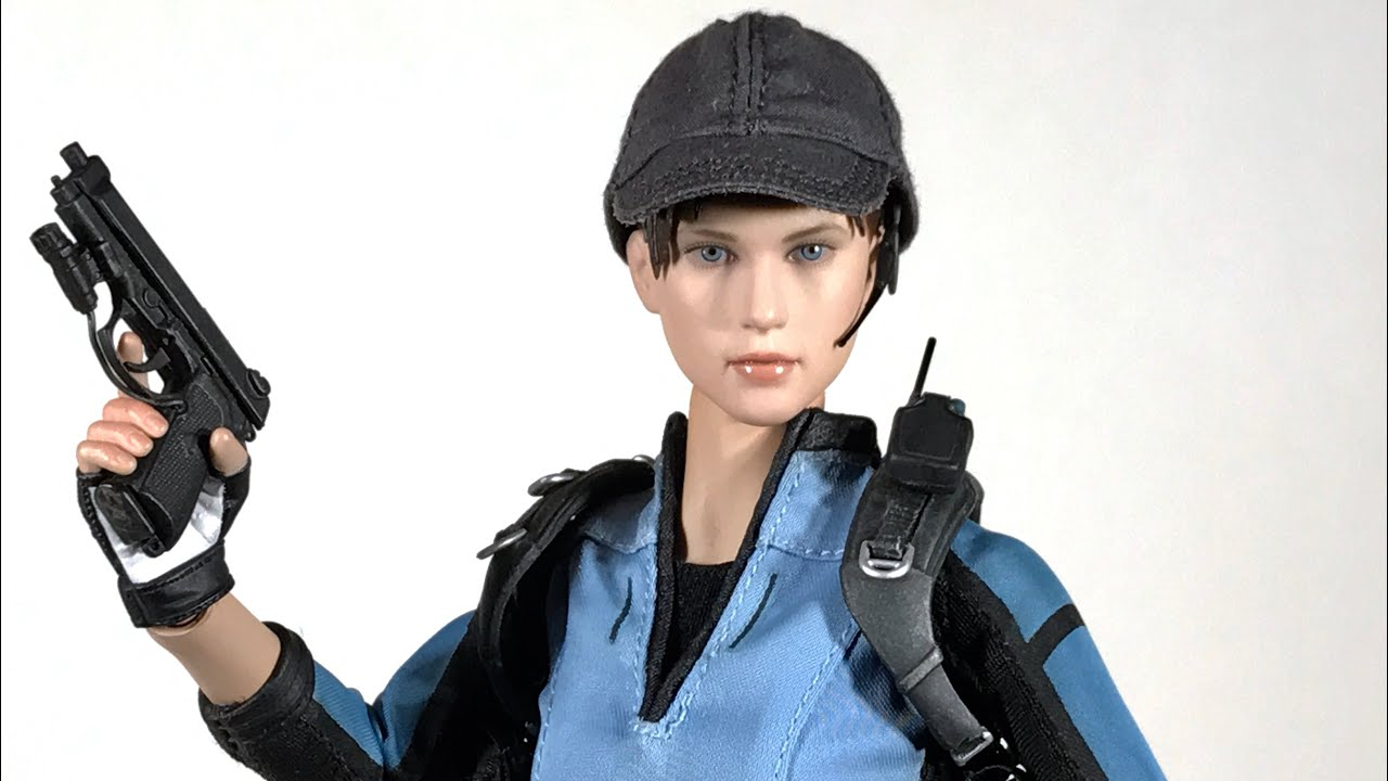 Hot Toys Vgm11 Resident Evil 5 1 6 Jill Valentine B S A A Ver Review