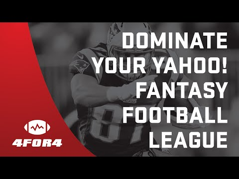 How To Dominate Your Yahoo! Fantasy Football League With Draft Analyzer