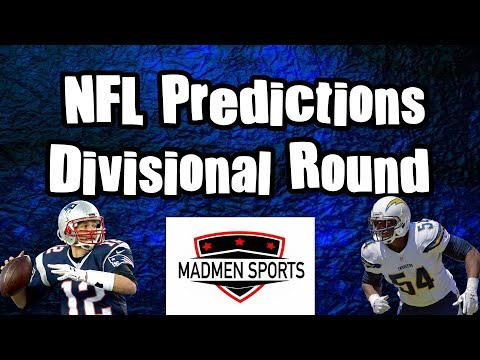 NFL Divisional Round Picks (2019) feat. MadMen Sports! | Playoffs Predictions | Beyond Football!