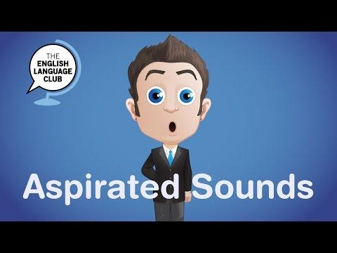 Aspirated sounds