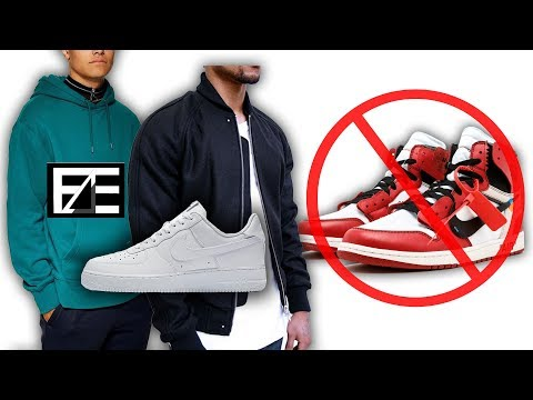 How to PROPERLY STYLE STREETWEAR ESSENTIALS
