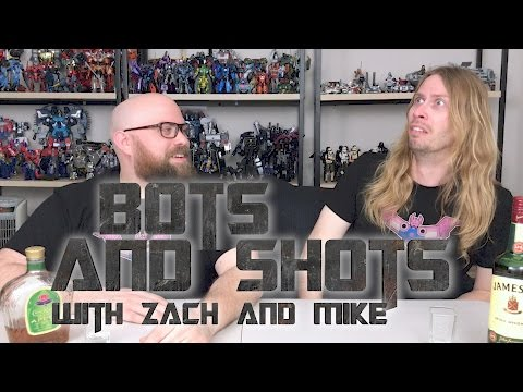 Bots and Shots with Zach and Mike Episode 16: Wedding 2 Electric Boogaloo