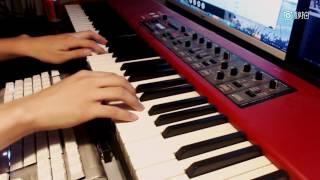 【Piano cover】Dạ Khúc Nửa Vầng Trăng - Trú Dạ【钢琴Cover】《月半小夜曲》 - 昼夜
