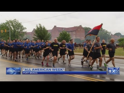 Thousands expected at 100th All American Week at Fort Bragg