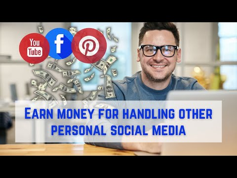 How to make money from social media