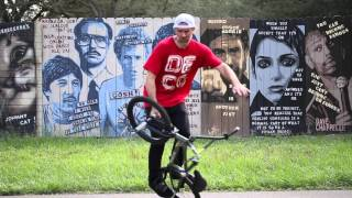 Chad DeGroot FENCES bike check DecoBMX