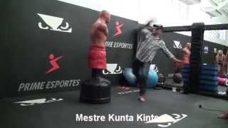 Chute Potente / Mestre Kunta Kinte