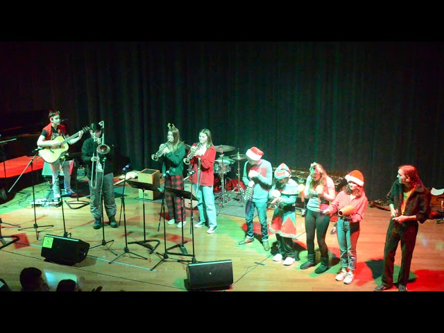 Smamble - Feliz Navidad - 12.11.19
