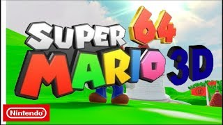 Category super mario 64 nintendo switch hd remake