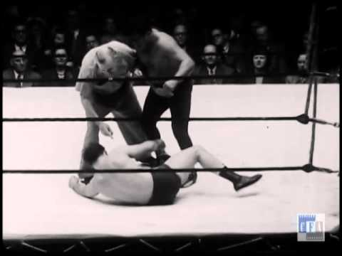 Verne Gagne vs. The Mighty Atlas