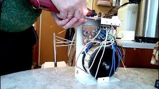 Установка Китайского вольтметра, амперметра на самодельное зарядное устройство