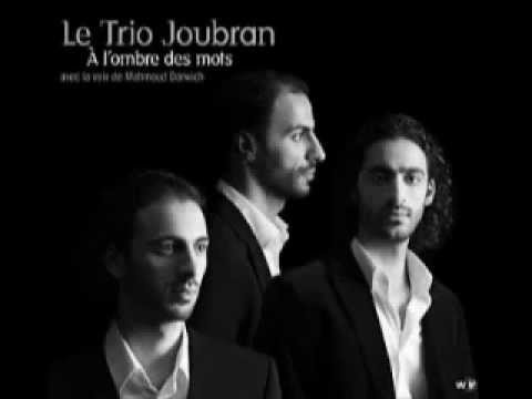 "Le Trio Joubran & Mahmoud Darwish - in the Shade of the Words""FULL"""