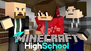 Suspended | Minecraft HighSchool [S1: Ep. 16 Minecraft Roleplay Adventure]