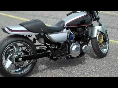 Kawasaki KZ 1000 Turbo is sexy