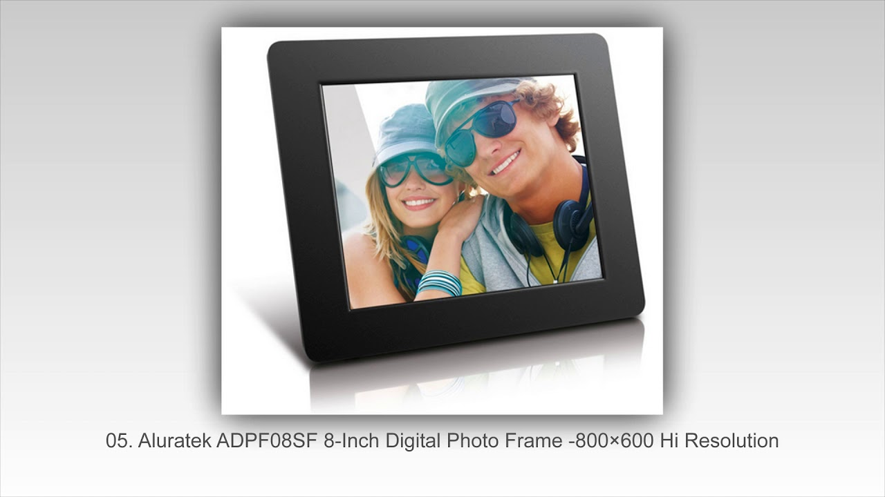 Top 10 Best Wireless Digital Picture Frames For Sale Youtube