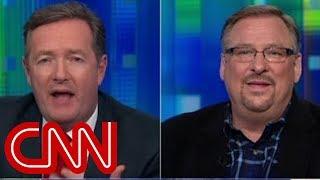 Rick Warren on gay marriage