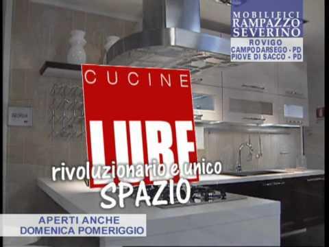 Lube Cucine - Mobilifici Rampazzo Severino - YouTube