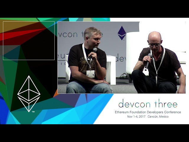 Panel:  USCC – The Underhanded Solidity Coding Contest