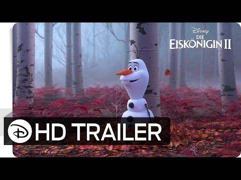DIE EISKÖNIGIN 2 – 3. Offizieller Trailer (deutsch/german) | Disney HD