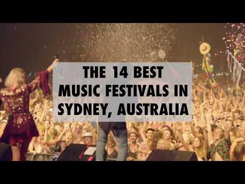 The 14 Best Music Festivals in Sydney, Australia