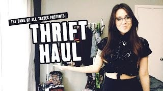 June Thrift Haul - Irving Thrift 2014 Thumbnail