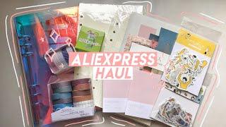 stationery haul ???? feat. jianwu store (aliexpress)